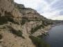 Calanques de Marseille - Sentier vert - Corniche du Pêcheur