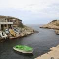 Port et calanque de Callelongue