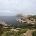 Calanque de Callelongue, île Maire, île Tiboulen de Maire, passage des Croisettes