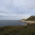 Calanque de la Mounine, île Maire