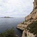 Corniche du Pêcheur, Calanque de l'Escu, île Plane et île de Riou