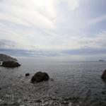 Bec de Sormiou et îlot du grand Congloué depuis l'Escu