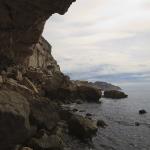 Chemin d'accès à la calanque de l'Escu