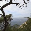 Vue sur les îles depuis le sentier vert