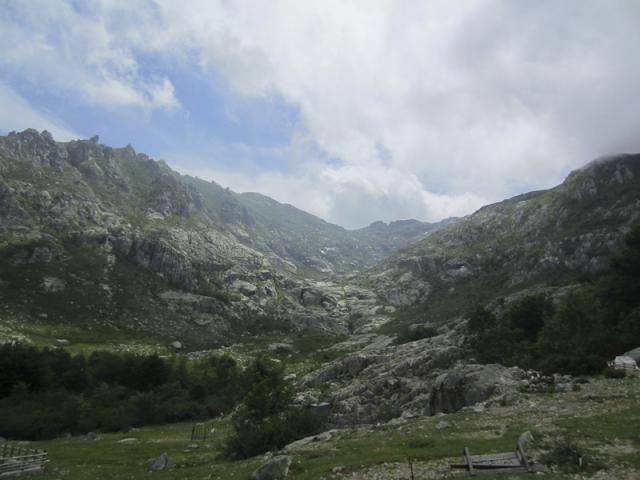 Vallon de l'Onda et Monte di Oro