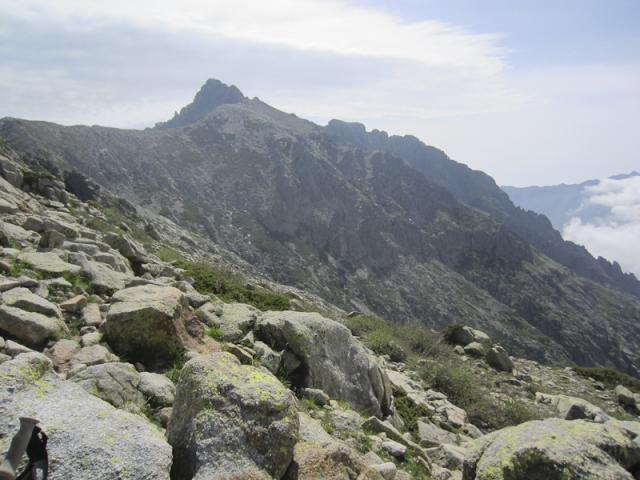 Monte di Oro (2389 m)