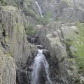 Ravin et cascade de Monte Rotondo