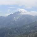 Monte di Oro dans les nuages