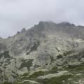 Les crêtes au dessus des lacs de Capitello et Melo nous attendent