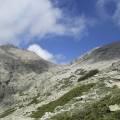 Montée vers Bocca Muzzella (2206 m)
