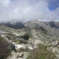 Lac de Rinoso (2065 m) et vallée de la Restonica