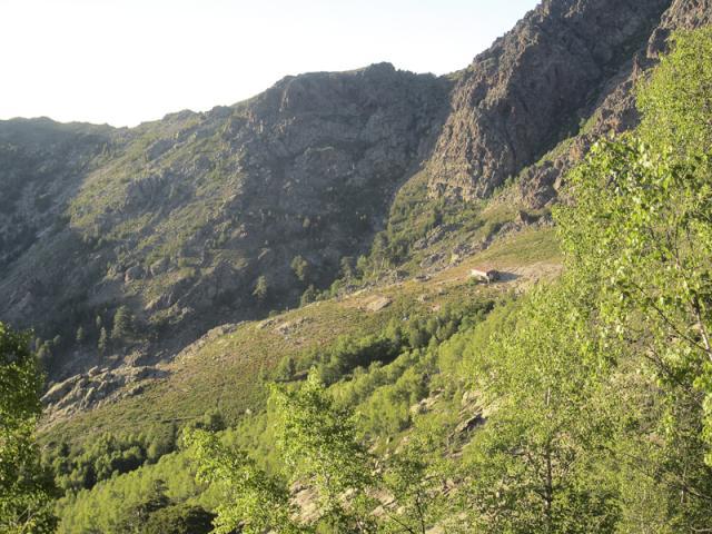 Refuge d'Ortu di u Piobbu (1507 m)