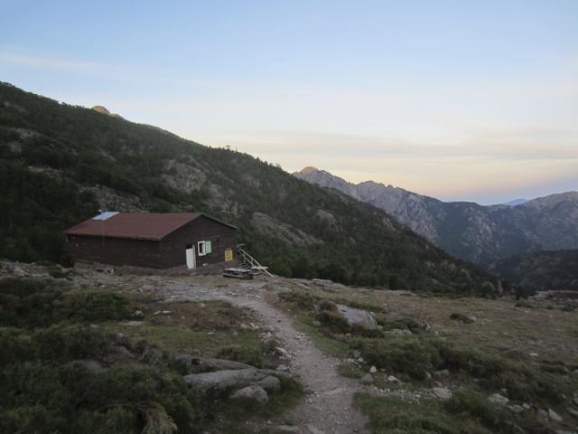 Refuge d'Ortu di u Piobbu (1520 m)