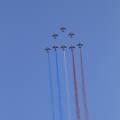 Patrouille de France - Transition Alpha / Canard