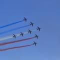 Patrouille de France - Formation Flèche