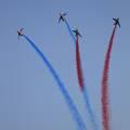 Patrouille de France - Eclatement