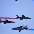 Patrouille de France - Croisement