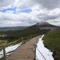 Montagne de la Serre, plateau d'Orcines et Puy de Dôme