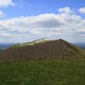 Puy de Côme et son double cône depuis le Grand Suchet (1231 m)