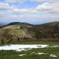 Le Cliersou et ses grottes, Puy des Goules (1146 m) et Puy Pariou
