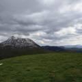 Puy de Dôme vu du Grand Suchet, Massif du Mont-Dore
