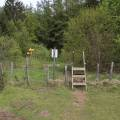 Les échelles de franchissement des clôtures