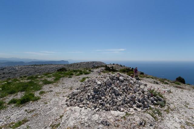 Sommet du Mont Puget (563 m)