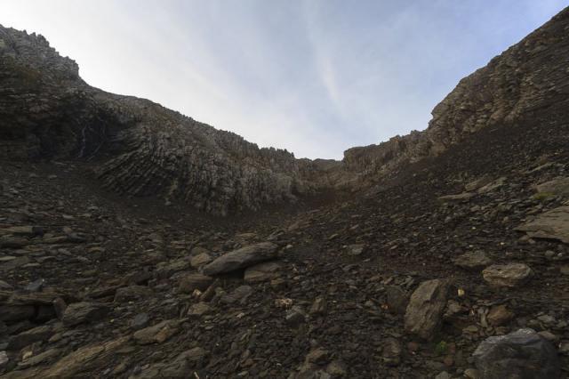 Le vallon de la Forquetta del Gabieto