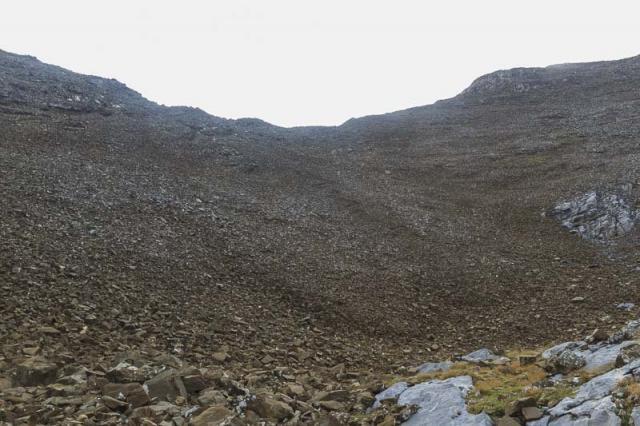Col entre Escuzana et Mondarruego (2728 m)
