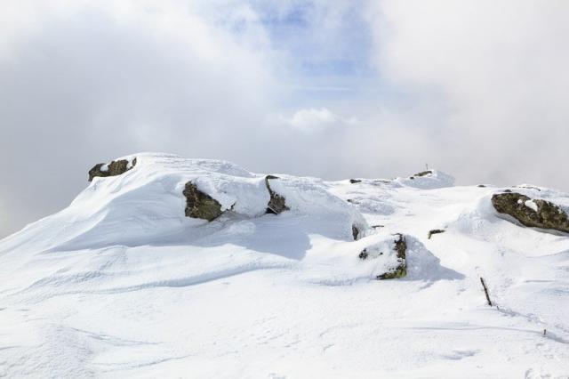 Rochers de la Chapelle (1600 m)