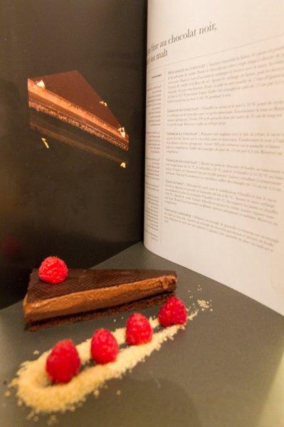 tarte fine au chocolat noir yannick all no yam n 15. Black Bedroom Furniture Sets. Home Design Ideas