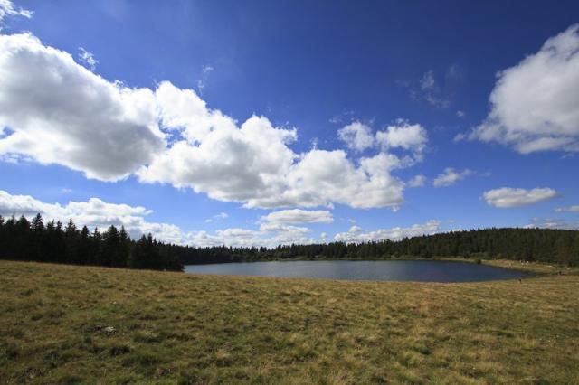 Lac de Servières (1202 m)