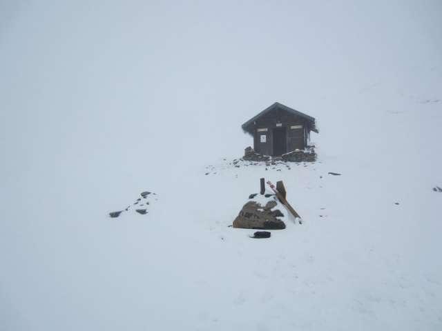 Col du Bonhomme (2329 m)