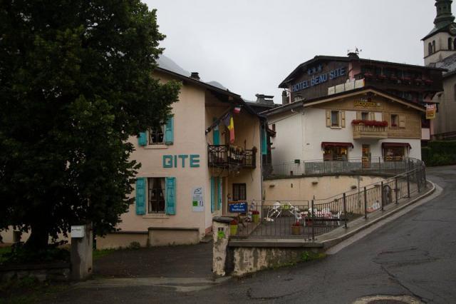 Les Houches - Gîte Michel Fagot