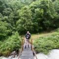 Passerelle sur le torrent de Bionnassy